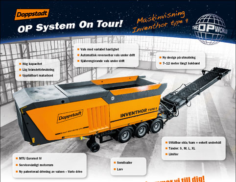OP System On Tour – Maskinvisning Inventhor type 9